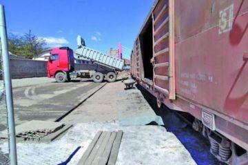 Transporte internacional revela que bajan exportaciones mineras