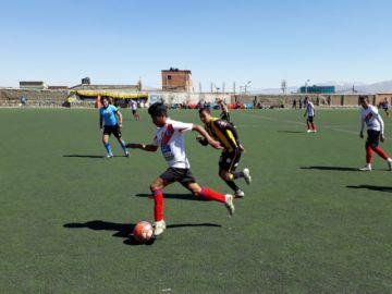 Nacional Potosí se impone al Tigre de Achumani en el torneo de reservas