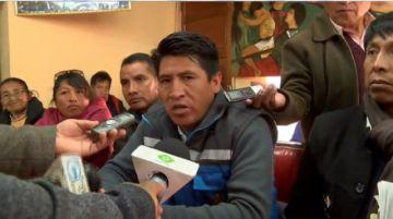 El Alcalde de Uyuni ataca a la prensa en declaraciones