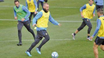 Daniele De Rossi debutará hoy en Boca Juniors ante Almagro