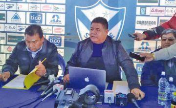 San José protesta por gol anulado y amenaza con no jugar ante Bolívar
