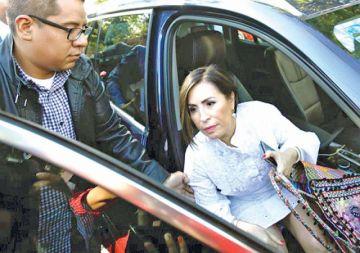 Exministra de Peña Nieto es detenida por corrupción