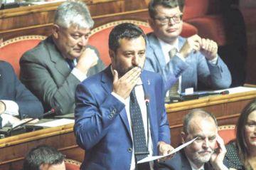 Se posterga censura contra gobierno italiano