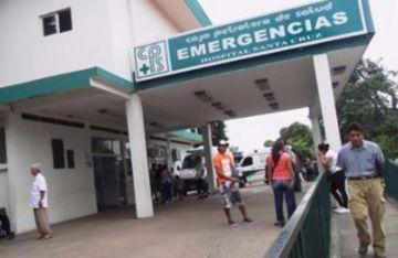 Falleció la bebé que nació con el corazón expuesto en Santa Cruz