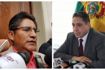 """Patzi atribuye el aumento de feminicidios a la incursión de la mujer en política; Arce lo califica de """"misógino"""""""