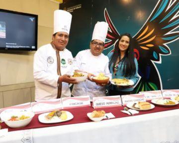 """Presentan 16 propuestas de comidas de La Paz para elegir """"Plato Bandera"""""""