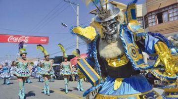 Cochabamba vive Urkupiña 2019