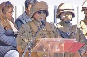 Opositores presentan denuncia contra comandante de las FF.AA.