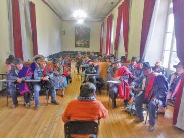 Autoridades originarias piden el cambio del juez de Puna