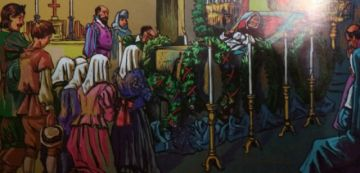 Van 400 años que no se puede beatificar a fray Vicente Bernedo