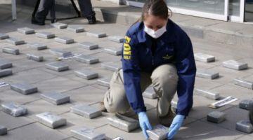 Policía chilena incauta 115 kilos de droga boliviana