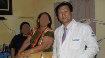 El PDC elige a un médico de origen coreano para reemplazar a Jaime Paz