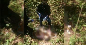 Un acusado de tentativa de feminicidio aparece sin vida en el monte