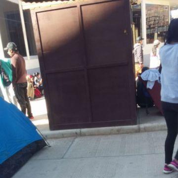 Usan dinamita para protesta universitaria