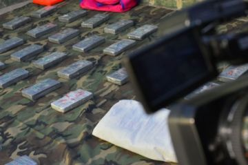 Interceptan camión que escondía 34 kilos de cocaína en Cochabamba
