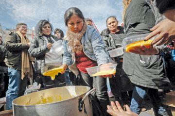 Argentina cierra en calma agitada semana política