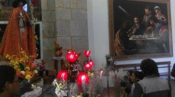 La cabeza del convite ya está en San Bernardo