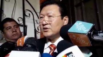 Chi Hyun Chung del PDC estuvo en Palmasola por negligencia médica