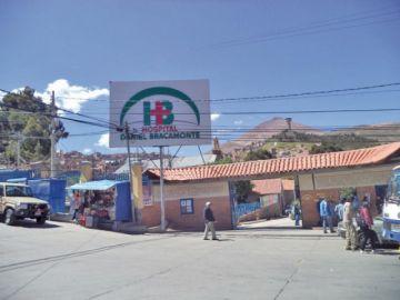 Efectúan cirugías a 11 pacientes con fisura labio palatina en Potosí