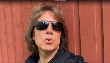 Urgente: Joey Tempest confirma la llegada de Europe a Potosí
