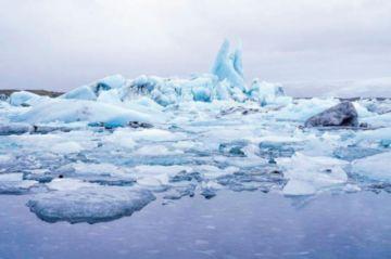 Despiden a glaciar que desapareció en Islandia