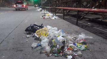 Emap recogió 25 toneladas de residuos sólidos durante el convite
