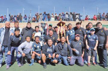 ICAP y Aduana Delicias se coronan campeones