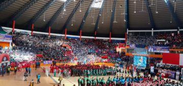 Estudiantes de los 40 municipios van por una de las 200 medallas de oro en los Plurinacionales