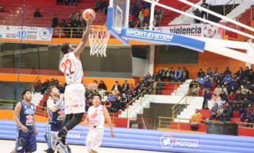 Nacional logra un triunfo sufrido ante CAN de Oruro
