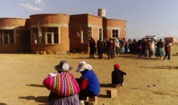 Asesinan a una mujer en El Alto, su cuerpo fue encontrado en una sede social