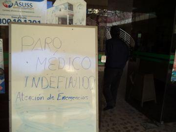 Codesa comenzó su paro y analiza nuevas medidas de presión en Potosí