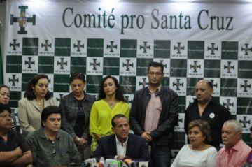 Conade va al paro por el 21F sin Santa Cruz, Chuquisaca ni Potosí