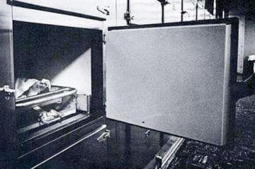 Hallan supuestas fotos del cadáver de Monroe
