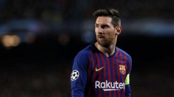 Messi es candidato al mejor gol del año