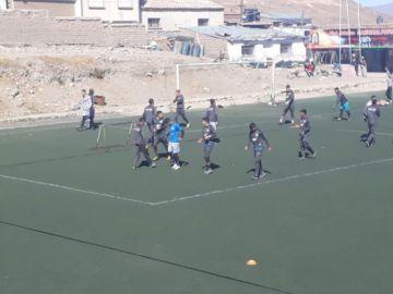 Nacional Potosí intensifica entrenamientos