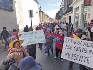 Denuncian que transnacionales vulneran derechos de obreros