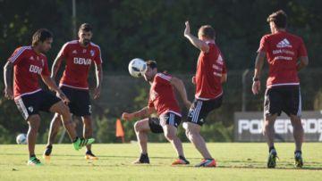 """River Plate recibe a Cerro Porteño con la mira puesta en las """"semis"""" de Libertadores"""
