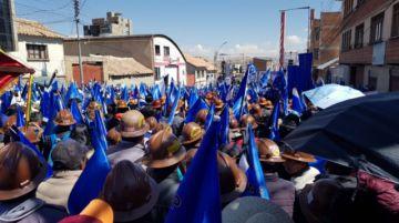 Evo dice que Potosí será el centro de la industrialización del litio