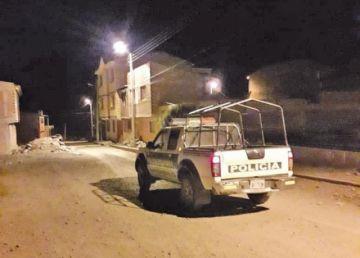 Policía divide la urbe en seis cuadrantes
