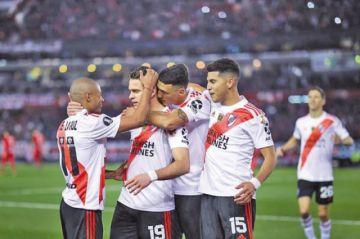 River Plate vence a Cerro Porteño