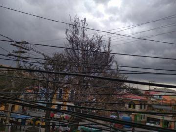 El cielo está nublado en Potosí pero no se prevén precipitaciones