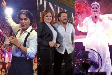 El Latin Grammy rendirá homenaje a ocho artistas