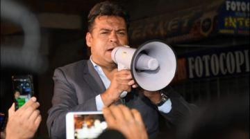 Alcalde Luis Revilla presenta denuncia ante la OEA