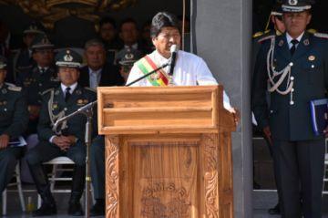 Evo: militares en servicio pasivo planeaban golpe para el 21 de agosto