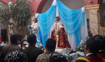El santuario de La Puerta recibirá hoy a los devotos