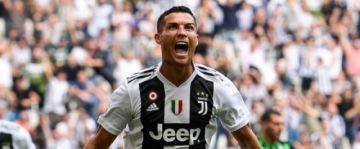 Ronaldo se une contra el incendio