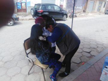 Se desarrolla la campaña de vacunación antirrábica