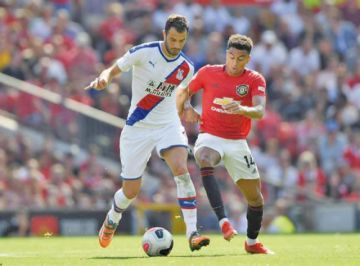 Manchester United cae ante Crystal Palace