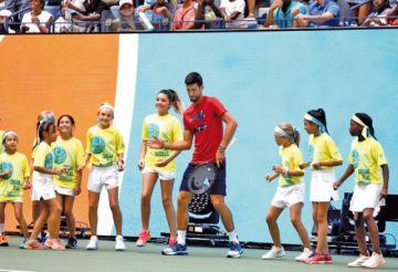 Djokovic debuta el lunes en EE.UU.