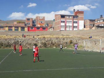 Nacional Potosí reservas gana a Guabirá